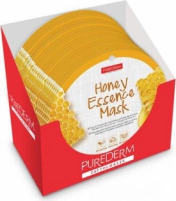Masca cu miere PureDerm 24 buc Masti, exfoliant, tonice