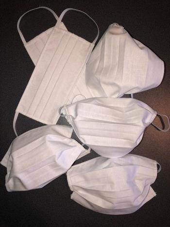 Masca protectie reutilizabila din bumbac 2 straturi LLDJ001 - 23h Events Masti chirurgicale si reutilizabile
