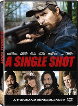 O singura impuscatura A Single Shot DVD Filme DVD
