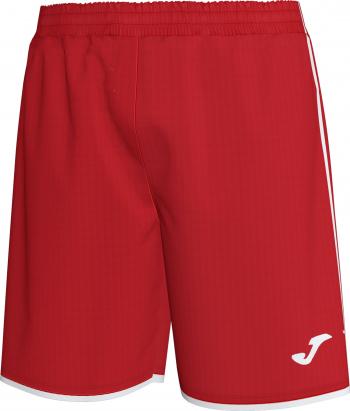 Pantalon sport Joma Liga Rosu/Alb marimea 3XS 8-10 ani Pantaloni si colanti