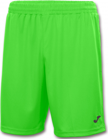 Pantaloni sport Joma Nobel Verde fluorescent marimea 3XS 8-10 ani