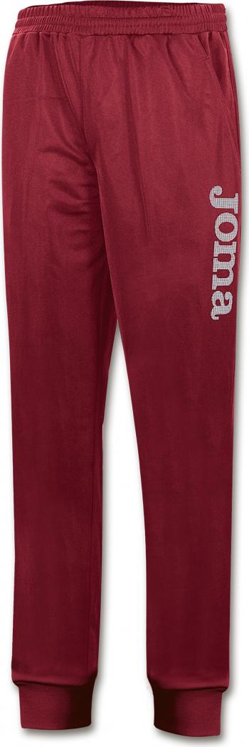 Pantaloni sport Joma Polyfleece Suez Visiniu marimea 3XS 8-10 ani