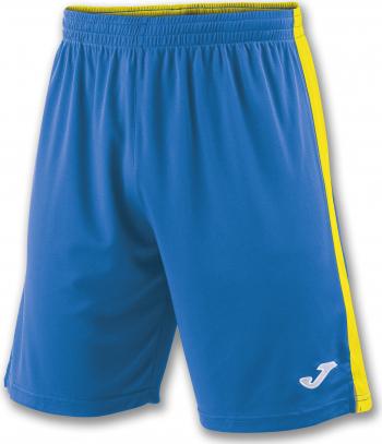 Pantaloni sport Joma Tokyo II Albastru/Galben marimea 2XS 12 ani Pantaloni si colanti