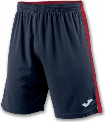 Pantaloni sport Joma Tokyo II Bleumarin/Rosu marimea 3XS 8-10 ani