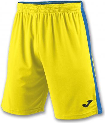 Pantaloni sport Joma Tokyo II Galben/Albastru marimea 2XS 12 ani Pantaloni si colanti