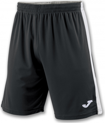 Pantaloni sport Joma Tokyo II Negru/Alb marimea 3XS 8-10 ani Pantaloni si colanti
