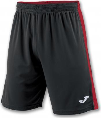 Pantaloni sport Joma Tokyo II Negru/Rosu marimea 2XS 12 ani Pantaloni si colanti