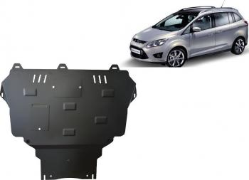 Scut auto metalic motor cutie de viteza Ford C-Max / toate motorizarile / 2010- Ford Focus III / toate motorizarile / 2010- Scuturi auto