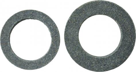 Set 2 pile pentru ascutire burghie 3-16mm Geko G81201A