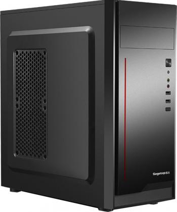 Sistem PC Tower Segotep V5 Procesor Intel Core I3 6100 Memorie RAM 8GB Capacitate stocare 240SSD Calculatoare Desktop