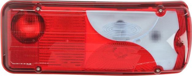 Stop lampa spate stanga LC8 cu bulb deschis 12V VIGNAL soclu AMP 7 pini spate MAN TGE dupa 2016 Sistem electric