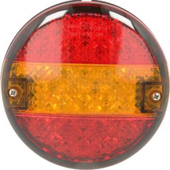 Stop lampa spate stanga/dreapta LED 24V semnalizator lampa stop lumina parcare fara reflector Sistem electric