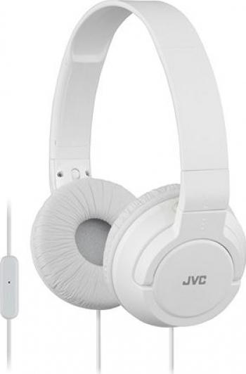 CASTI AUDIO CU MICROFON HAS-R185WE JVC Casti