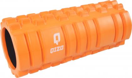 Cilindru pentru yoga / masaj Shopiens Qizo PVC + spuma EVA 14 x 33 cm