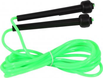 Coarda pentru sarituri Shopiens Qizo PVC verde 3 m