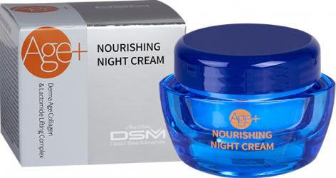 Crema de noapte pt fata cu Colagen si Acid Hyaluronic DSM-Mon Platin Lifting Complex Creme si demachiante