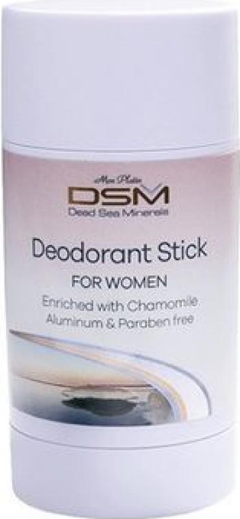 Deodorant Stick cu extract de musetel pentru Femei DSM-Mon Platin 80ml