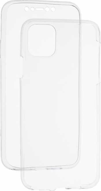 Husa Apple iPhone 11 Pro Silicon 360 grade Clear Transparent Huse Telefoane