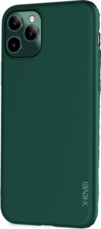 Husa Apple iPhone 11 Pro X-Level Guardian Verde Huse Telefoane