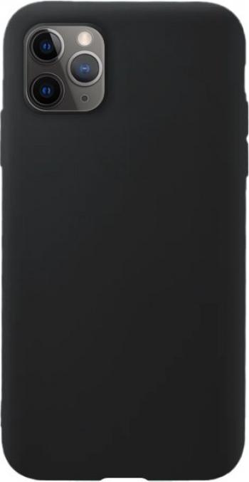 Husa de protectie Soft Silicone iPhone 11 Pro Negru Huse Telefoane
