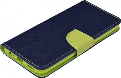 Husa Huawei P40 Lite E Flip MyFancy - Albastru