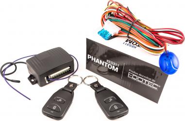 Inchidere centralizata cu telecomanda Phantom KES311 Alarme auto si Senzori de parcare