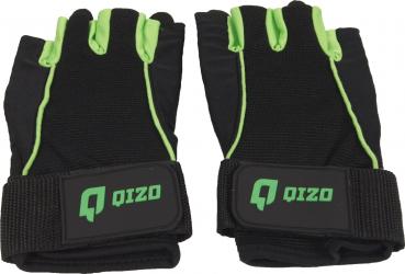 Manusi pentru fitness Shopiens Qizo Confort polyester + microfibra