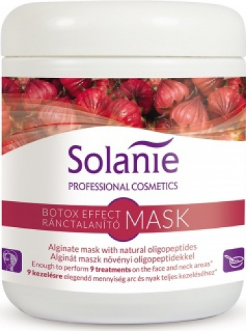 Masca alginata antirid Botox Effect - pentru 9 tratamente - 90 g Masti, exfoliant, tonice