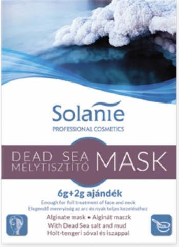 Masca alginata de curatare profunda - 8 g Masti, exfoliant, tonice