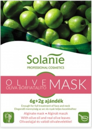 Masca alginata de intinerire - 8 g Masti, exfoliant, tonice
