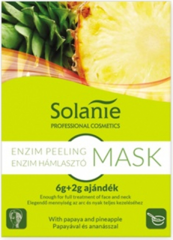 Masca alginata exfolianta - 8 g Masti, exfoliant, tonice