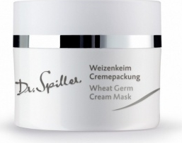 Masca crema nutritiva cu Germeni de Grau - 50 ml Masti, exfoliant, tonice
