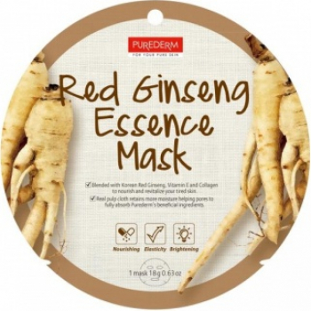 Masca Ginseng PureDerm 18 g Masti, exfoliant, tonice