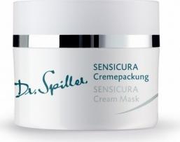 Masca tonifianta cu extract de Magnolia si Acid Hialuronic Sensicura - 50 ml
