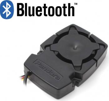 Pandora PS-331BT Sirena Bluetooth cu senzor de temperatura pentru sistemele de securitate Pandora Alarme auto si Senzori de parcare