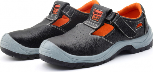 Sandale siguranta muncii model nr.8 S1P marime 39 GEKO G90543-39 Articole protectia muncii
