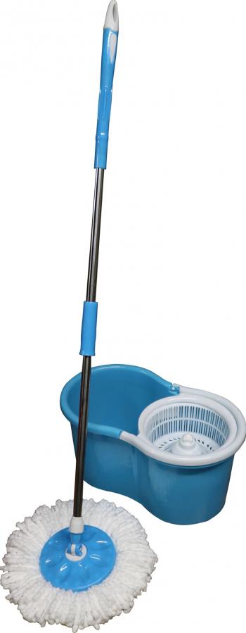 Set curatenie Primo VN-GRH-4COLA mop rotativ 360 and deg 12L Albastru