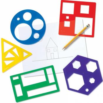 Set de forme geometrice Jucarii Interactive