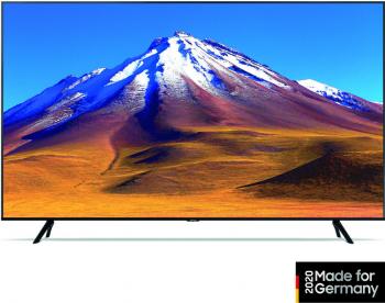 Televizor LED Samsung Crystal UHD 55TU6979 Smart TV 4K UHD control vocal A+ 138 cm negru Televizoare