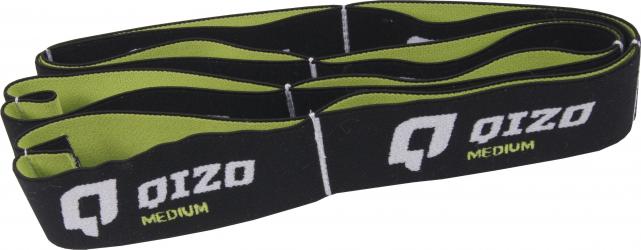 Banda elastica pentru antrenament Shopiens Qizo 92 x 3 cm