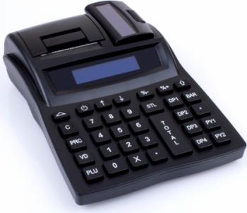 Casa de Marcat Datecs DP150 Black cu jurnal electronic Case de marcat