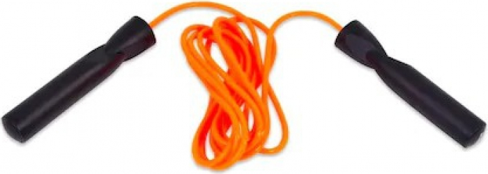 Coarda pentru sarit Shopiens 2.75 m portocalie
