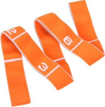 Elastic pentru antrenamente Shopiens portocaliu 88 cm