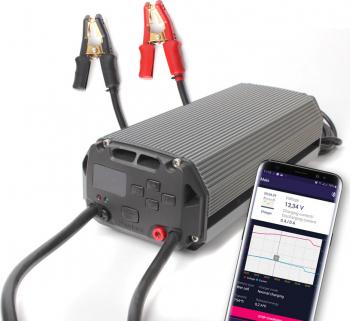 PROFESSIONAL BATTERY CHARGER Alarme auto si Senzori de parcare