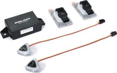 SBS-1 Sistem de avertizare unghi mort prin senzor de microunde Alarme auto si Senzori de parcare
