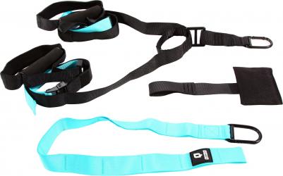 Set coarda de suspensie pentru antrenament fitness Shopiens Qizo