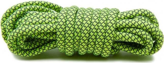 Sireturi 3M Super-Reflectorizante SIRETILA Verde Fluorescent Accesorii incaltaminte