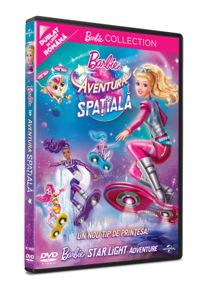 Barbie in Aventura Spatiala Barbie Star Light Adventure DVD Filme DVD