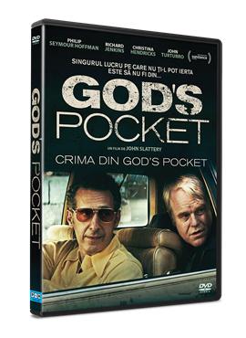 Crima din God s Pocket God s Pocket DVD Filme DVD