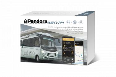 Pandora Camper PRO Sistem de securitate pentru autorulote Alarme auto si Senzori de parcare